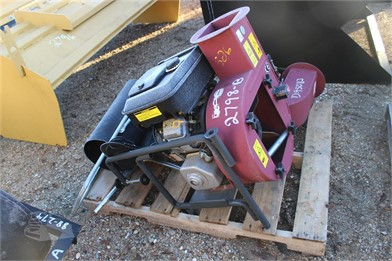 PACKER 9616B GAS WOOD CHIPPER Other Auction Results - 1