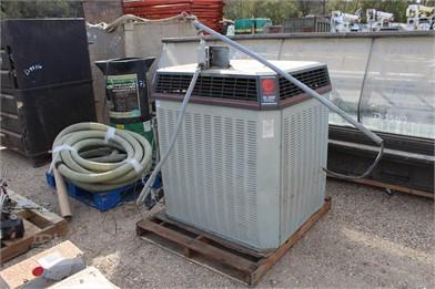 Trane Xl1200 Elec  Air Conditioner-Skid Mtd Other Auction