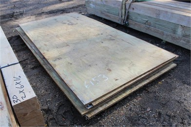 LOT OF PLYWOOD   Auction Results - 2 Listings