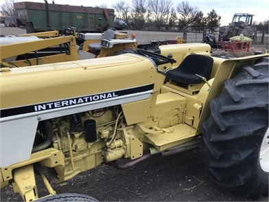 INTERNATIONAL 2500B Auction Results - 4 Listings