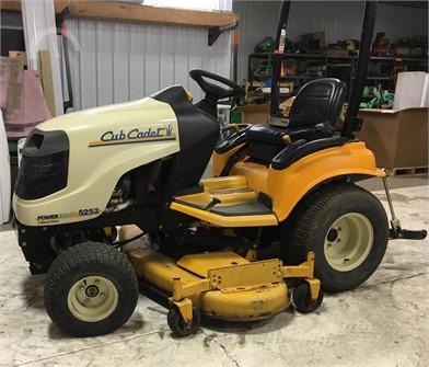 CUB CADET Less Than 40 HP Tractors Auction Results - 15