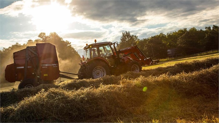 Recent Entries In Massey Ferguson\'s MF 5700 Global Series   Tractor ...