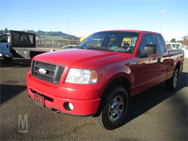 2008 Ford F150 For Sale >> 2008 Ford F150 For Sale In Boring Oregon