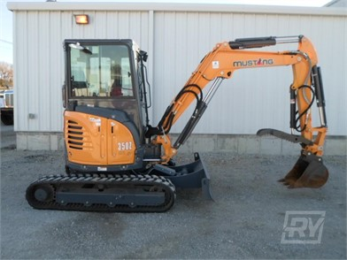 Mini (Up To 12,000 Lbs) Excavators For Rent In Colby, Kansas