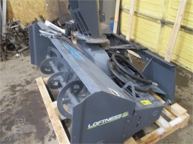Loftness Construction Attachments For Sale - 41 Listings