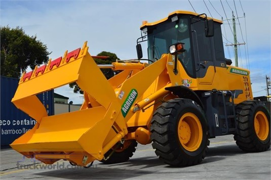 2018 Agrison TX926L - Heavy Machinery for Sale