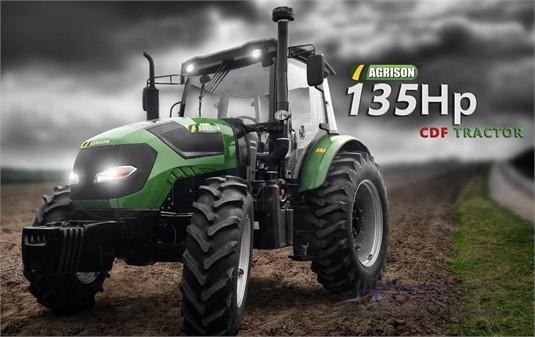 2017 Agrison CDF135 - Farm Machinery for Sale
