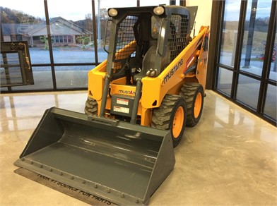 MUSTANG Wheel Skid Steers For Sale - 296 Listings | MachineryTrader