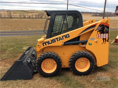 MUSTANG 1500R For Sale - 16 Listings | MachineryTrader com