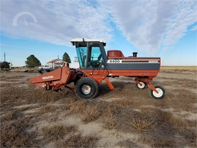 HESSTON Mower Conditioners/Windrowers Online Auction Results