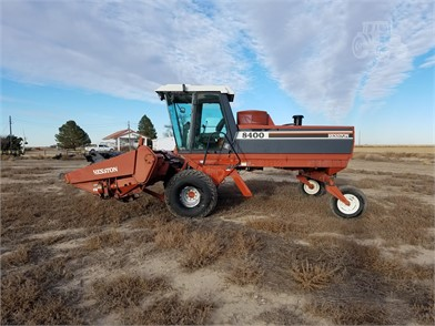 HESSTON 8400 Auction Results - 8 Listings | TractorHouse com