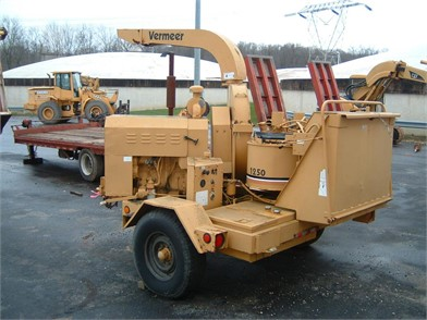 Vermeer Pull-Behind Wood Chippers Auction Results - 352