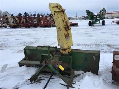 JOHN DEERE Snow Blower Attachments For Sale - 130 Listings