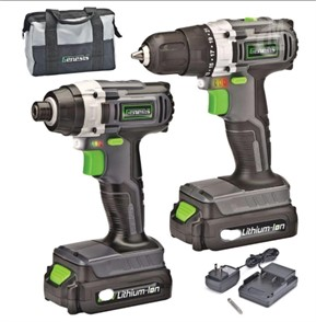 Genesis Power Tools ToolsHand Held Items Árverési