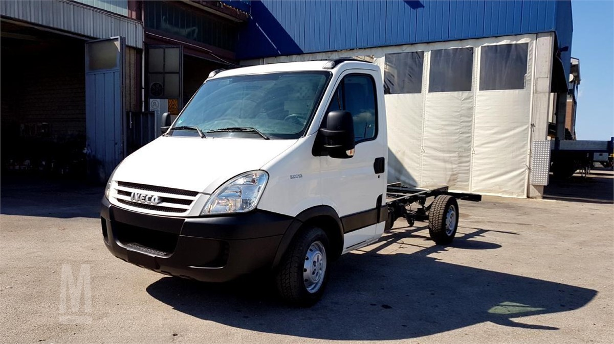 1900 IVECO DAILY 35S10 For Sale In FOSSACESIA, CH Italy | MarketBook.co.tz