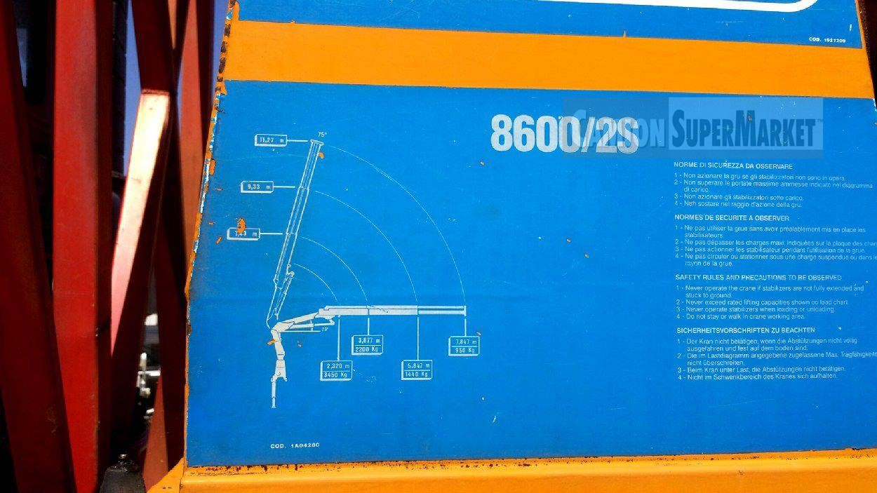 EFFER 9600 Usato 1900