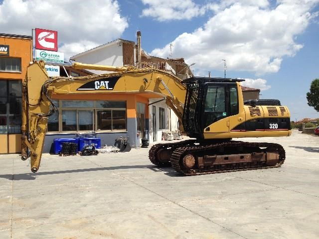 Caterpillar 320CS