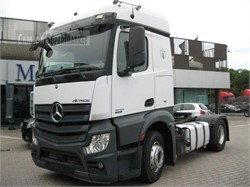MERCEDES-BENZ ACTROS 1845 TRATTORE used