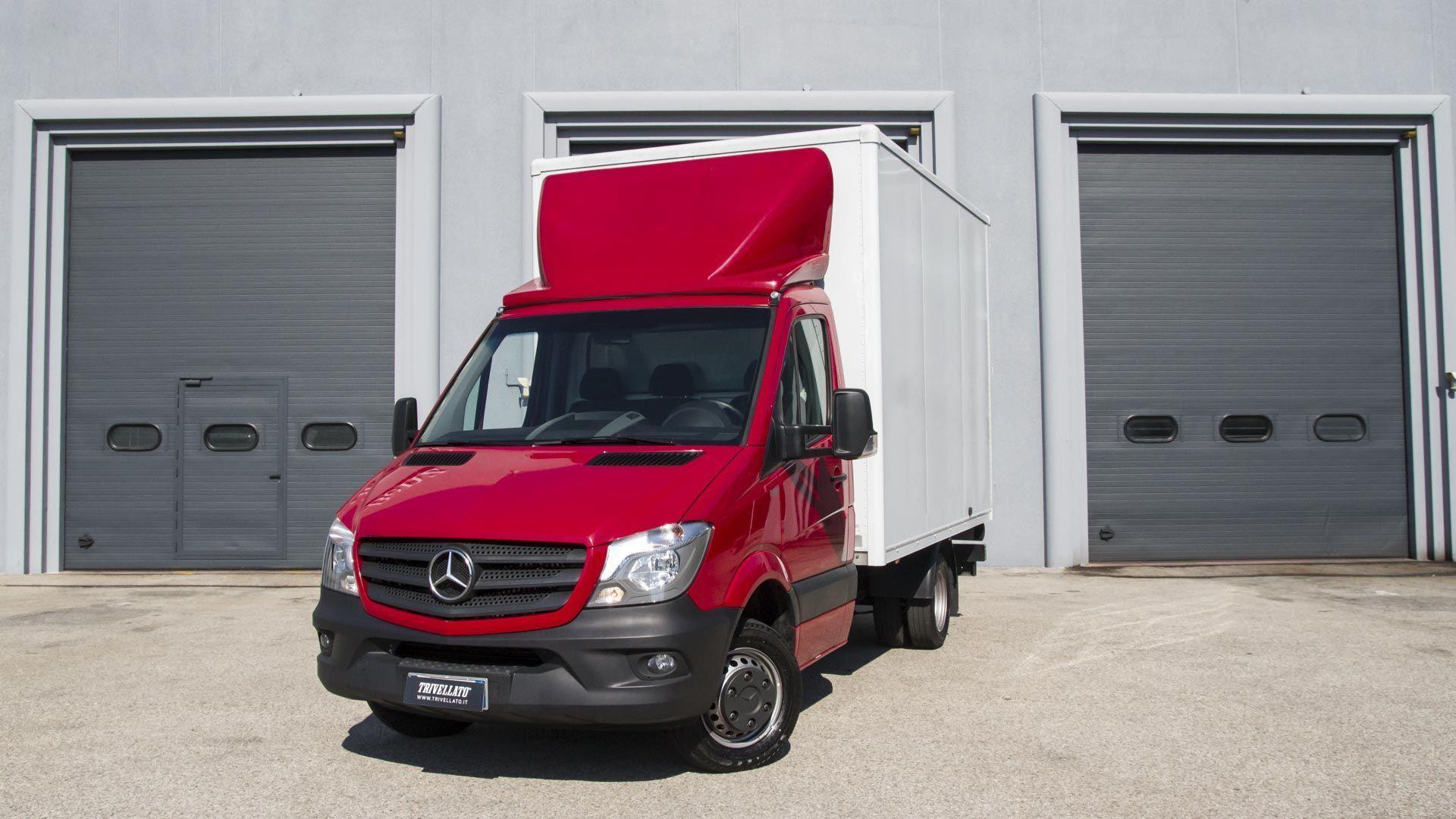 Mercedes-Benz SPRINTER 413 Usato
