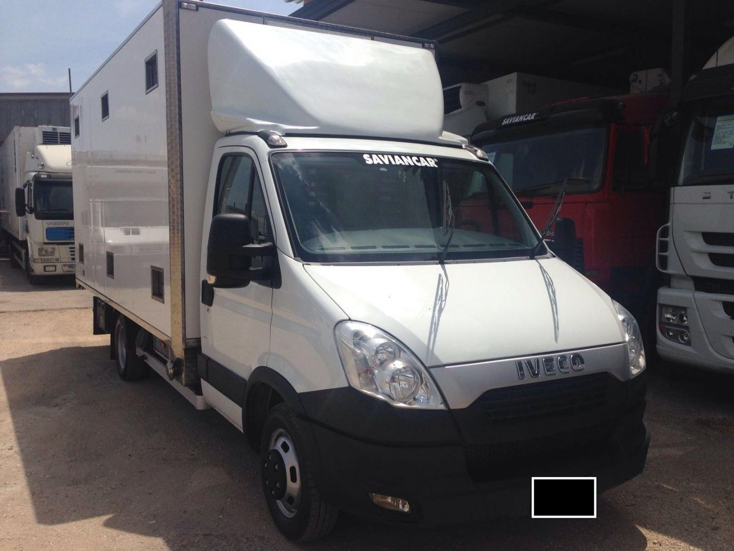 Iveco DAILY 35C21 #Used