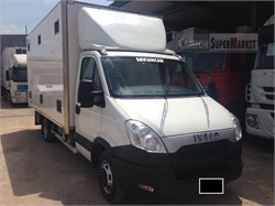 IVECO DAILY 35C21  used