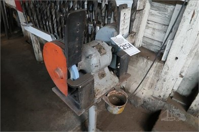 1/3 HP/1800 RPM SINGLE PHASE DOUBLE END GRINDER Other