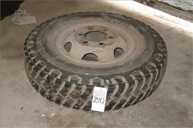 10 00-20 Tire W/Rim Other Auction Results - 1 Listings