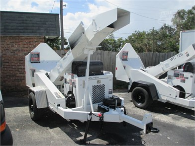 Wood Chippers Forestry Equipment For Sale In Florida - 53