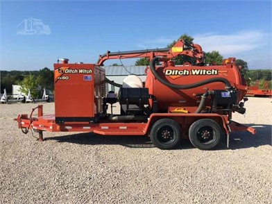 DITCH WITCH Vacuum Tank Trailers For Sale - 14 Listings