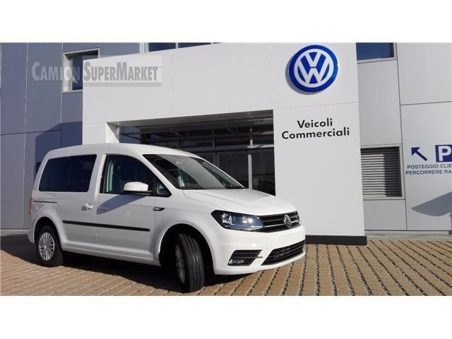 Volkswagen CADDY 2.0TDI used