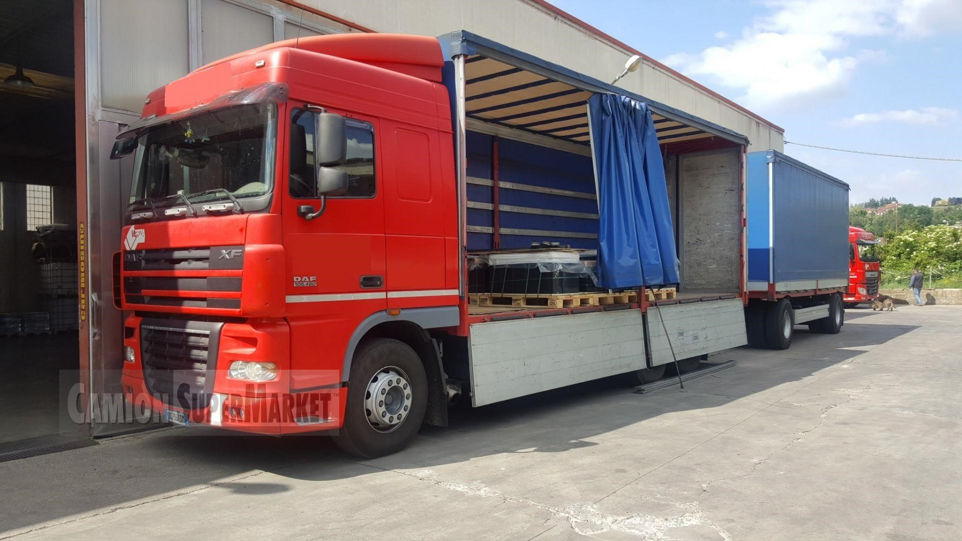 Daf XF105.460 Second-hand