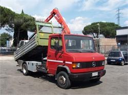 Mercedes-benz 711d