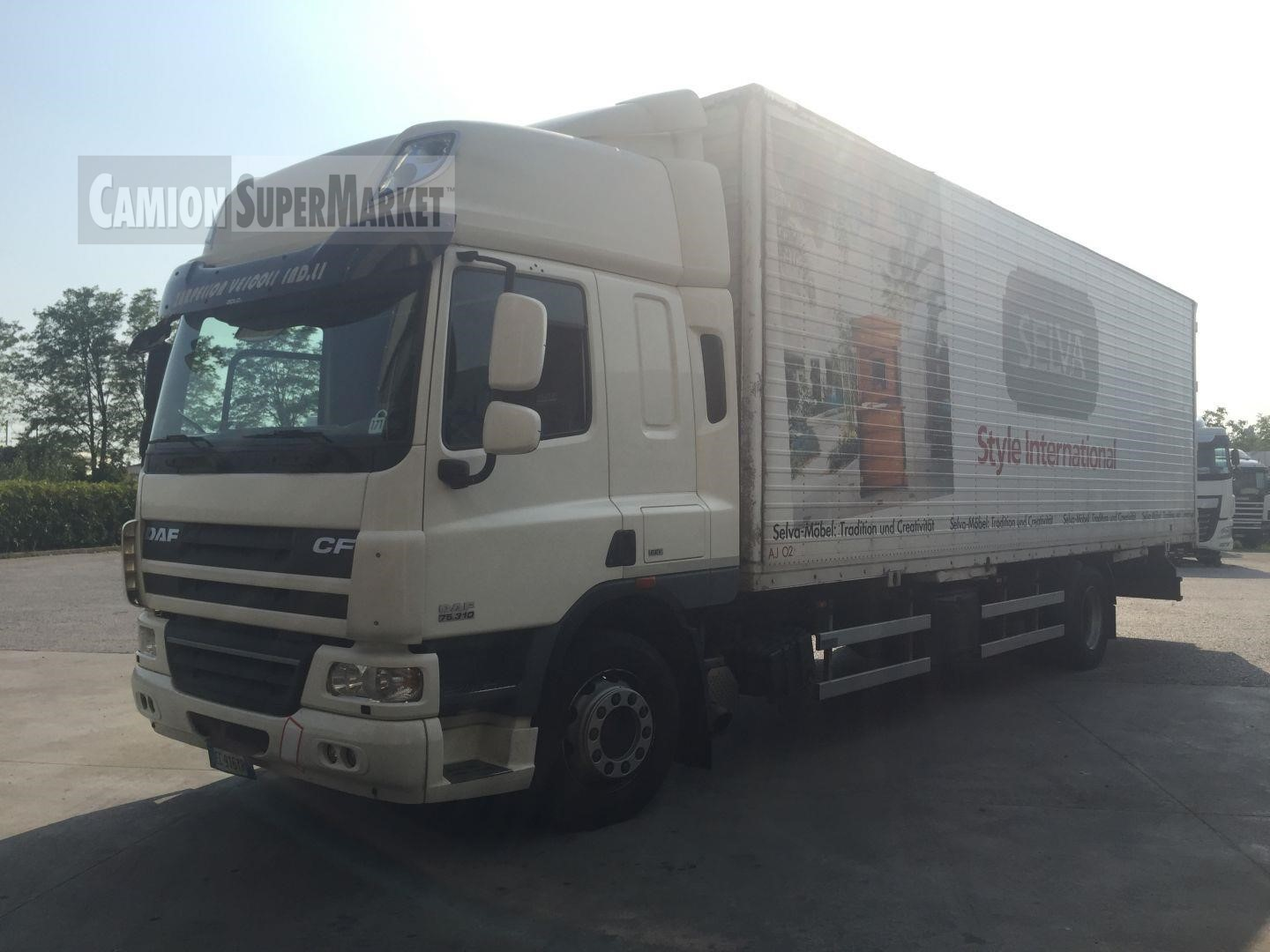 Daf CF75.310 Second-hand