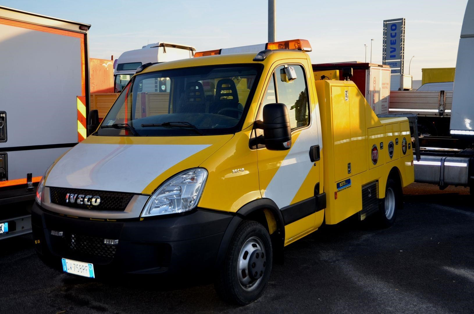 Iveco DAILY 35C18 #Used