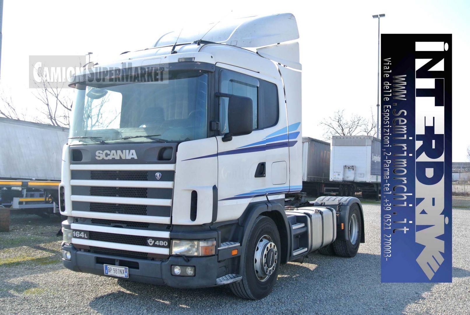 Scania P164L480 Uzywany 2001 Emilia-Romagna