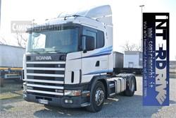 Scania P164l480  Uzywany