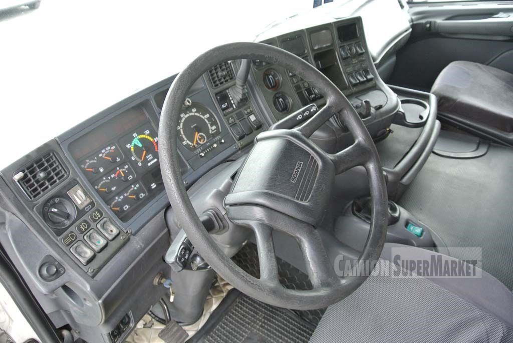 Scania P164L480 used 2001