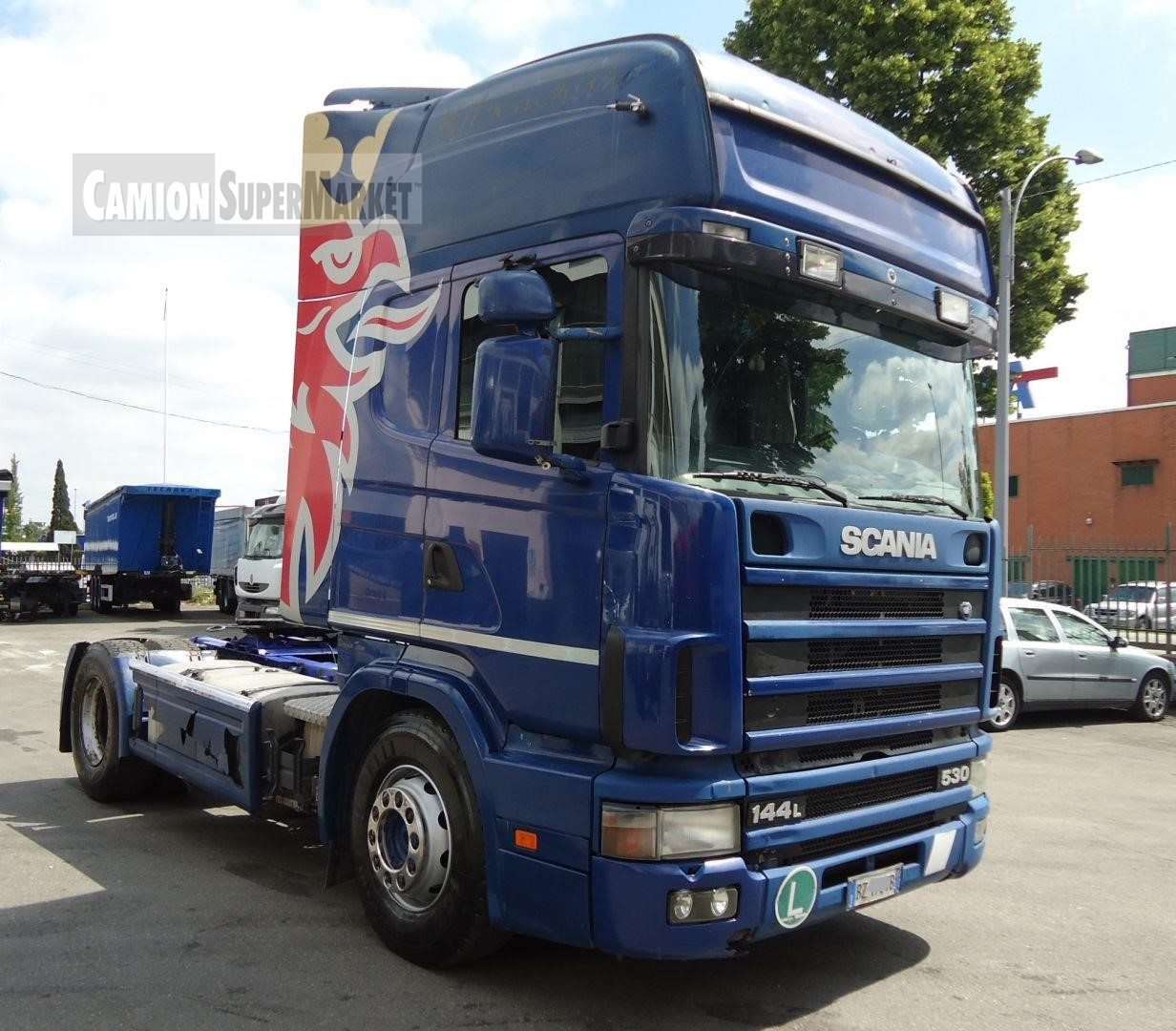 Scania R144L530 Uzywany 2002 Emilia-Romagna