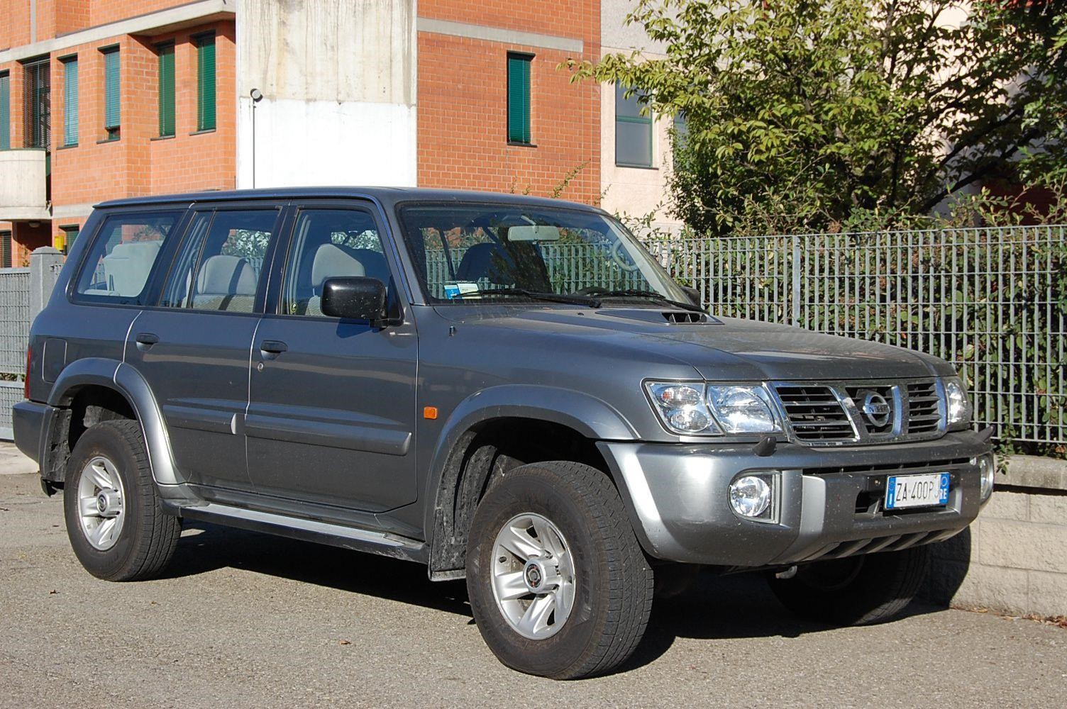 Nissan PATROL Second-hand