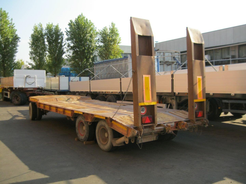 Annunci Rimorchio Cometto usati e nuovi in vendita su CamionSuperMarket 4dcdab1abeba