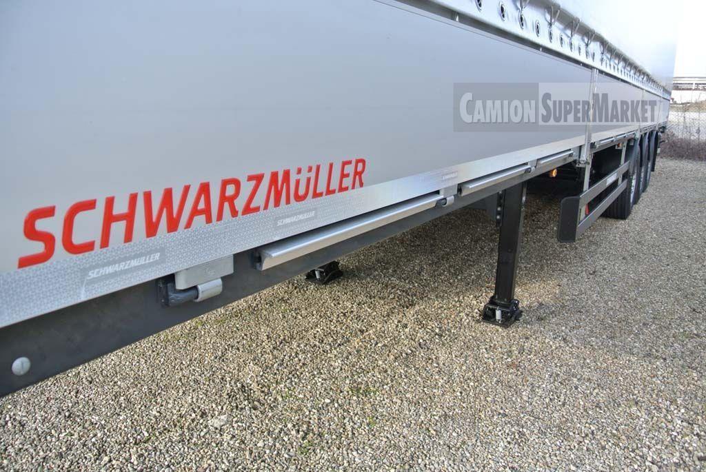 Schwarzmüller SEMIRIMORCHI CENTINATI FRANCESISPONDATI NUOVI PRO new 2019