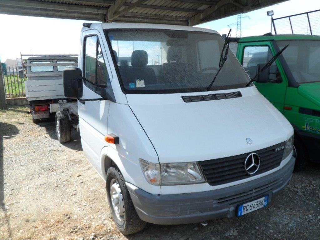 Mercedes-Benz SPRINTER 312 #Used