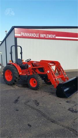 KIOTI DK5510HS For Sale In Dumas, Texas | TractorHouse com