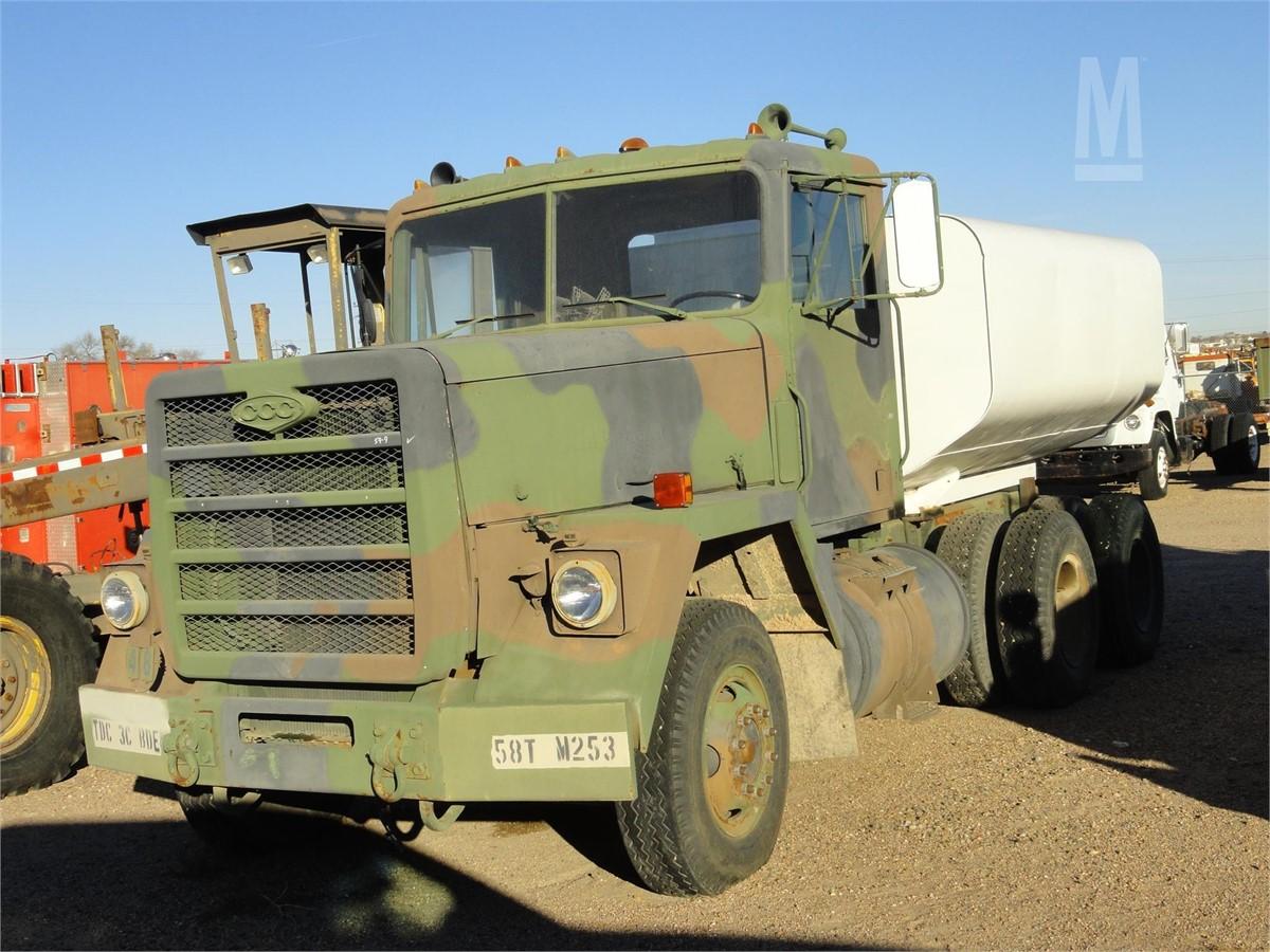 1979 AM GENERAL M915 For Sale In Lamar, Colorado