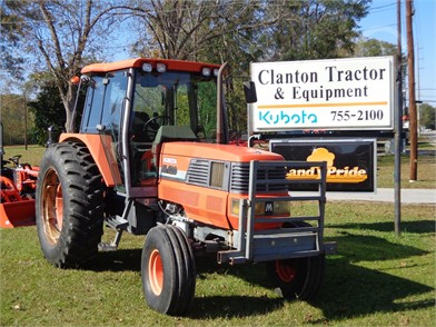 KUBOTA M120 Online Auction Results - 7 Listings