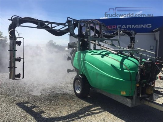 0 Unknown Mobile Sprayer - Farm Machinery for Sale