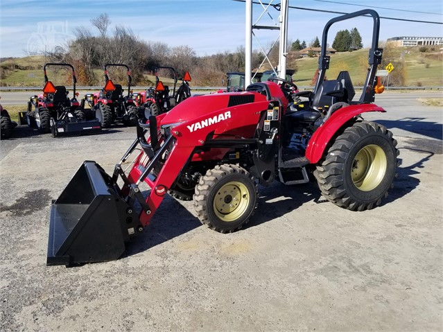 2019 YANMAR YT235 For Sale In Staunton, Virginia | www