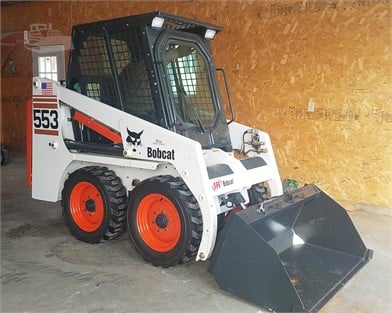 BOBCAT Skid Steers Auction Results In South Dakota - 83