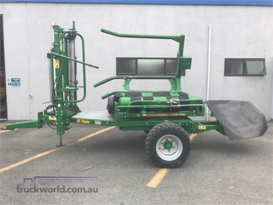 2010 Mchale 991 High Speed - Farm Machinery for Sale