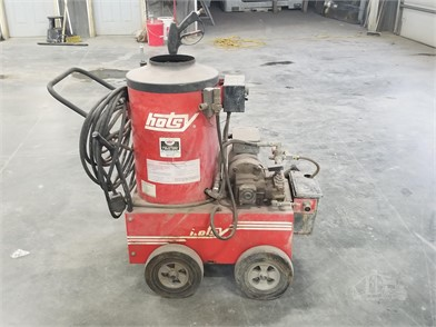 Hotsy Pressure Washers Auction Results - 3 Listings